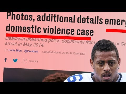 Greg Hardy And The UFC's History Of Dealing With Domestic Violence