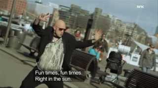 Underholdningsavdelingen: Musikkvideo med Lenny og hans orkester - Fun times