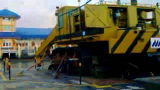 Kuala Perlis Malaysia  City pictures : mmdc duyung grab dred at jeti kuala perlis, malaysia