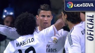 Real Madrid vs Sevilla 7-3 All Goals & Highlights Spain La Liga 30/10/2013- HD