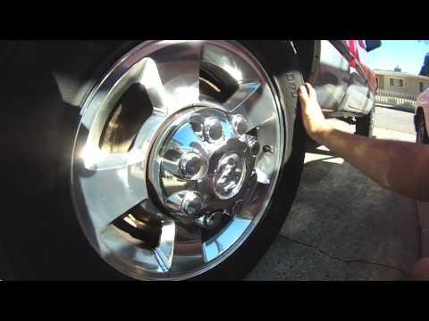 How To Fit 3rd Gen Dodge wheels to a 2nd Gen truck