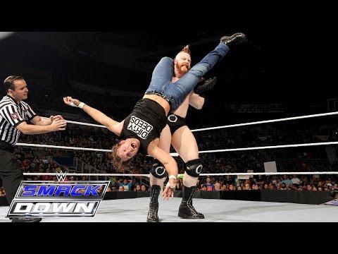 සුපර් මෑන්ටත් වඩා අයියා කෙනෙක් WWE පිටියේ..........