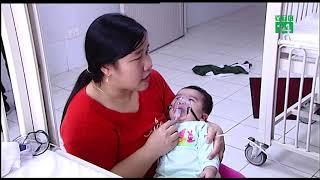 Hàng trăm trẻ mắc cúm mùa nhập viện đầu năm 2019| VTC14