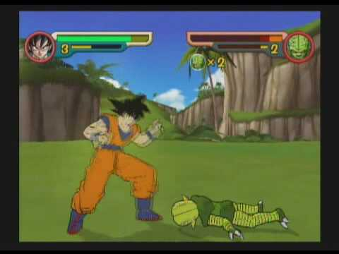 dragon ball z budokai 2 gamecube iso download
