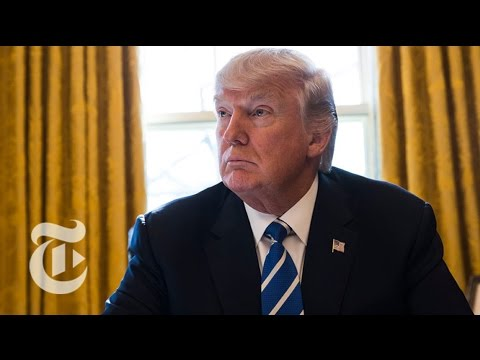 The Trump Administration: 100 Days In 2 Minutes    The New York Times