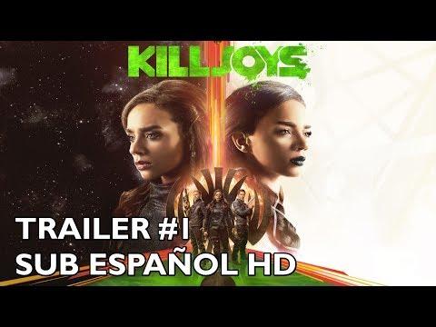 Killjoys - Temporada 3 - Trailer #1 - Subtitulado al Español
