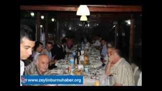 Zeytinburnu Dernekler Federesyonu Başkanı Yaşar Güner Dernek Başkanlarına İftar Verdi