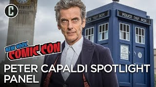 Doctor Who: Peter Capaldi Spotlight Panel - NYCC 2017 by Collider