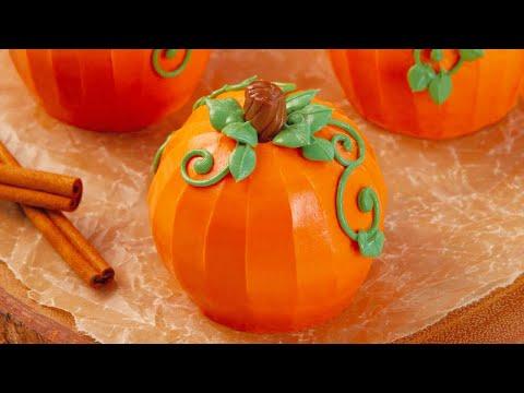 Mini Pumpkin Spice Latte Cakes! w/ Kandee Johnson