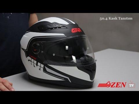 LS2 GURONİ Motosiklet Kaskı