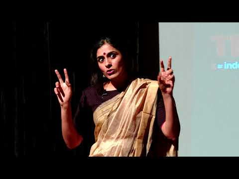 Our Dancing Body As A Canvas For Change  | Aarabi Veeraraghavan | TEDxNapierBridgeWomen