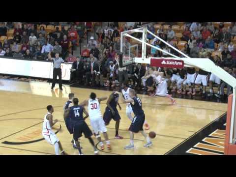 Men's Basketball vs Liberty - 12-31-14