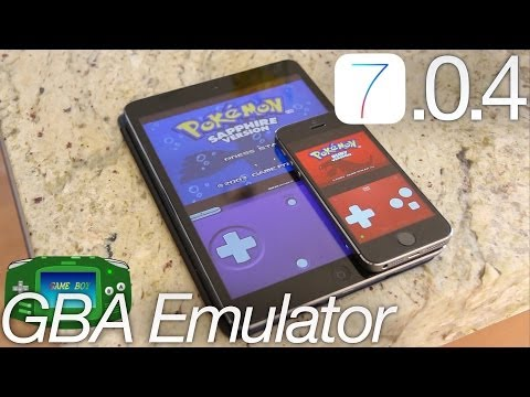 comment installer gba4ios sur ios 8