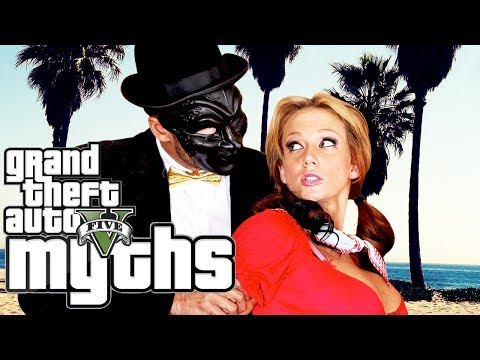 GTA 5 Myths (Scaring Hot Girls, Burned Alive, Guard Dogs, and More!)