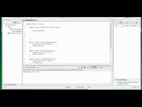Java Tutorial German Teil 20 – Methoden verketten