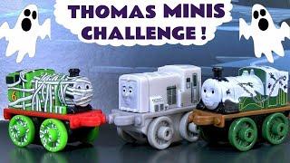 Ghost Bucket Challenge!
