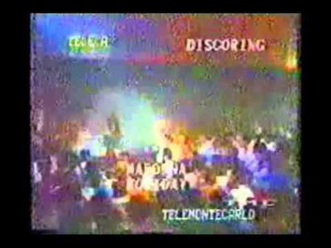 Madonna LIVE 1983 Holiday [Discoring]