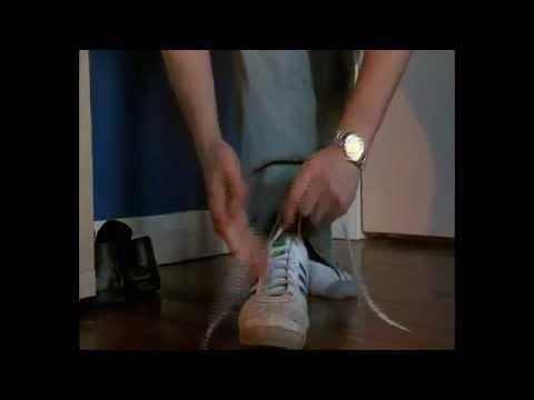 Vikram I's Shoelace Trick Revealed