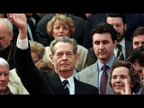 Απεβίωσε ο τέως βασιλιάς της Ρουμανίας Μιχαήλ