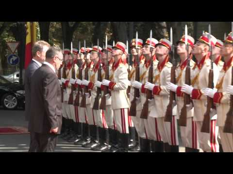 Moldovan president receives accreditation letters from more ambassadors