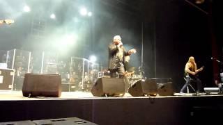 Christmas Metal Symphony feat. Udo Dirkschneider - I'm A Rebel Live@RuhrCongress Bochum 18.12.2013