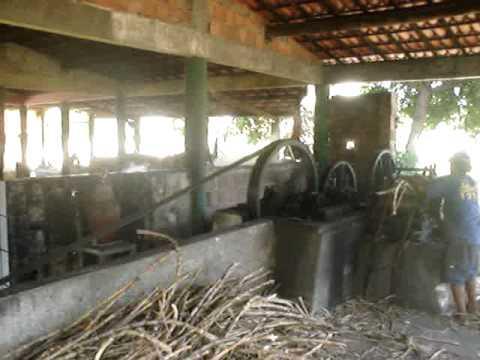 Engenho de Cana - como se produz rapadura em Pindoretama/Ceará
