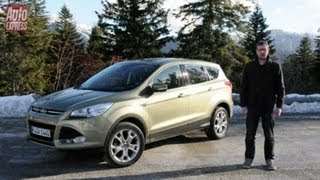 2013 Ford Kuga review - Auto Express