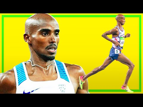 Mo Farah's RUNNING TECHNIQUE - Improve YOUR Form & Run Faster