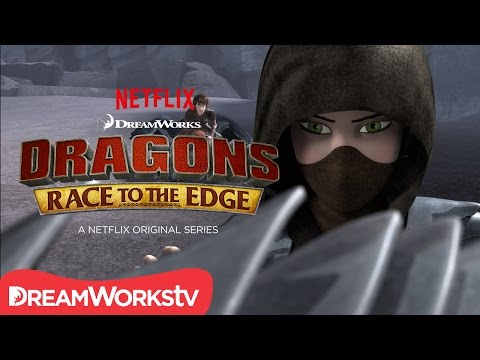 Dragons: Race to the Edge (Clip 'Who Is That?')