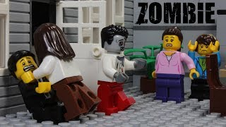 Video Lego Zombie Inception Episode 1 Stop Motion Animation MP3, 3GP, MP4, WEBM, AVI, FLV Februari 2019