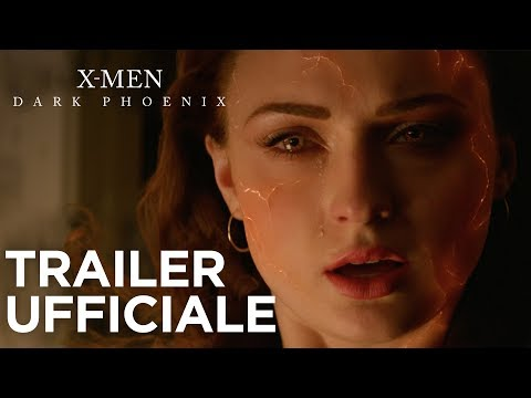 X-Men: Dark Phoenix | Trailer Ufficiale #2 HD | 20th Century Fox 2019