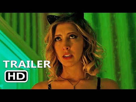THE NIGHT SITTER Official Trailer (2018) Horror Movie