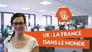 L'Union France  city images : L'Union Européenne : la France dans le monde - Histoire Géographie Collège - digiSchool