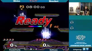 PsuedoTurtle vs NoFluxes, Great set between the two best Ganondorf mains in IL!