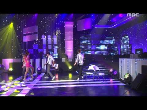 Kim Hyun Joong – Kiss Kiss, 김현중 – 키스 키스, Music Core 20110723
