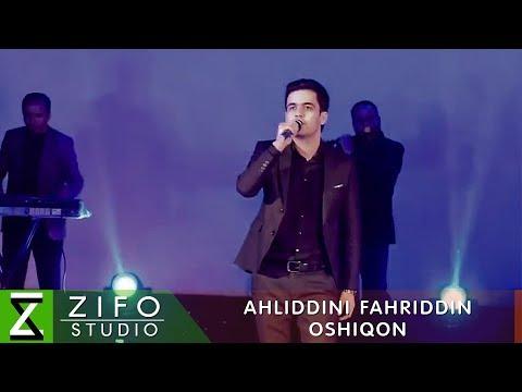 Ахлиддини Фахриддин - Ошикон (Клипхои Точики 2018)
