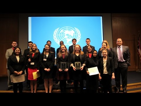Video thumbnail: Model UN: 'A tradition of excellence'