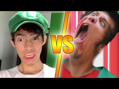 FERNANFLOO vs RUBIUS !! - Vídeo Reacción   Celebrity Deathmatch