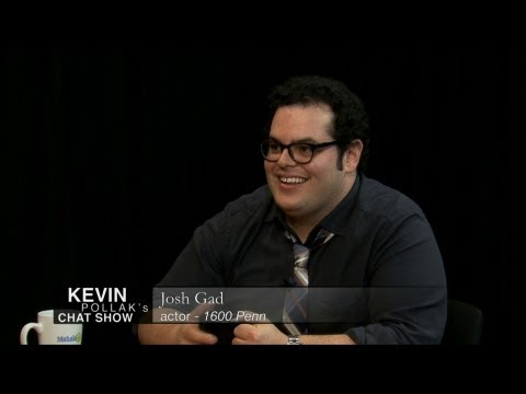 Josh Gad - KPCS: Josh Gad #163 from Kevin Pollak's Chat Show. Like this? Watch the latest episode of Kevin Pollak's Chat Show on Blip! http://blip.tv/kevin-pollaks-chat...