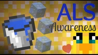 ALS Awareness -  Sqaishey Quack Ice Bucket Challenge