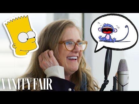 Nancy Cartwright (Bart Simpson) Improvises 8 New Cartoon Voices | Vanity Fair