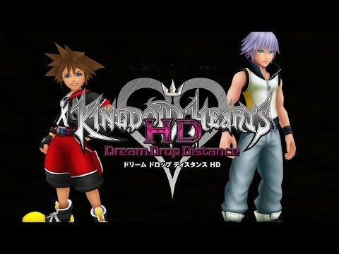 Kingdom Hearts Dream Drop Distance HD After Credits