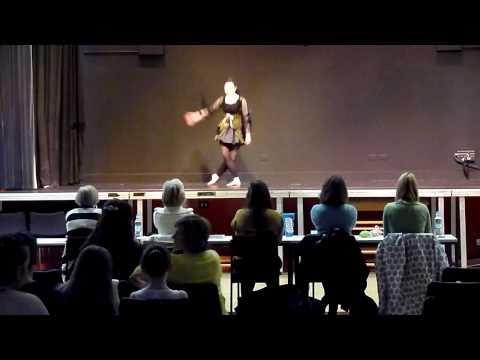 Pirates of the Caribbean - Anthea Bundy (видео)
