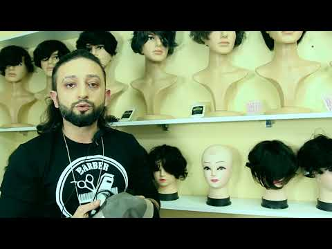 Hairdresser - Room Salon - Hair dresser promo video -version 01