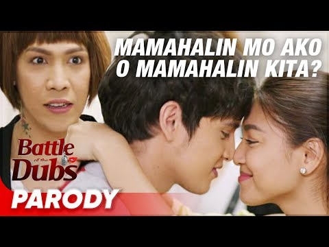 Mamahalin mo ako o mamahalin kita? | 'Beauty and the Bestie' Parody | Battle of the Dubs