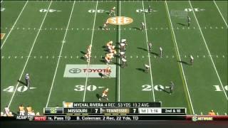 Zaviar Gooden vs Tennessee (2012)