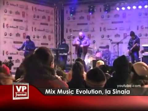 Mix Music Evolution, la Sinaia