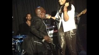 Marsha Ambrosius w/ Aaron Hall - Piece of My love / Say yes - RnB Live Hollywood (ERtv)