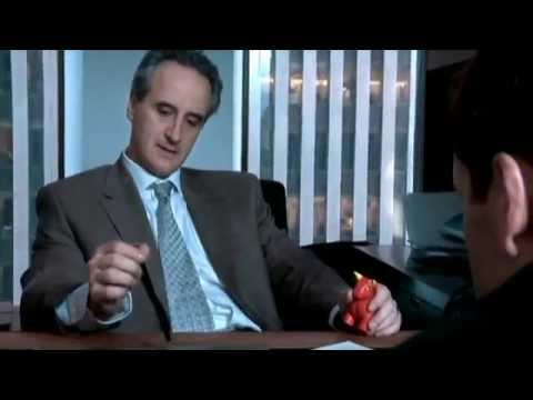 The Firm, Season 3. Episode 3.  I Have A Problem