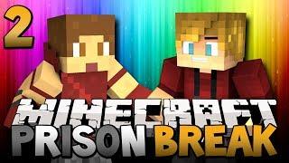 "Minecraft Prison Break ""SECRET SHOP MAZE"" Season Two (Minecraft Jail Break) Episode 2!"